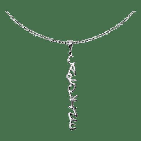 Halskette mit name